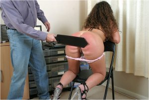 Spanked Cheeks - Punished Wife (part 2) - image 3