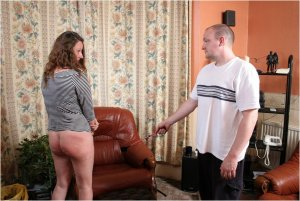 Spanked Cheeks - Please Spank Me - image 3