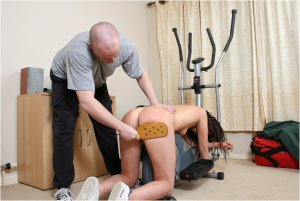 Spanked Cheeks - Fitness Spanking - image 7