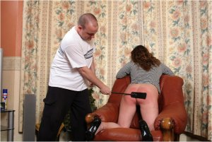 Spanked Cheeks - Please Spank Me - image 6