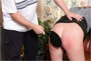 Spanked Cheeks - Please Spank Me - image 9