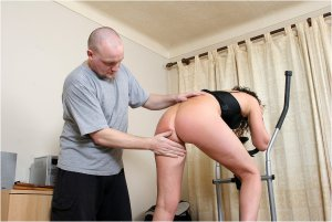 Spanked Cheeks - Fitness Spanking - image 8