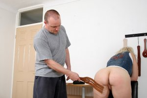Spanked Cheeks - You Know My Rules - image 5