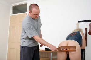 Spanked Cheeks - You Know My Rules - image 1
