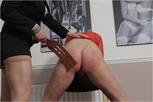 Spanked Cheeks - Gentlemans Club - image 6
