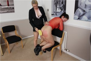 Spanked Cheeks - Gentlemans Club - image 5