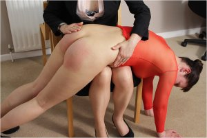 Spanked Cheeks - Gentlemans Club - image 9