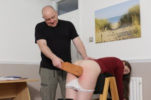 Spanked Cheeks - Store Security - image 1
