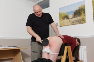 Spanked Cheeks - Store Security - image 5