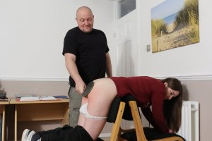 Spanked Cheeks - Store Security - image 9
