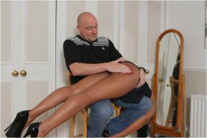 Spanked Cheeks - Irrational Girlfriend - image 3