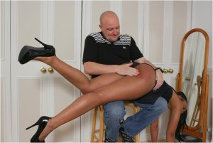 Spanked Cheeks - Irrational Girlfriend - image 11