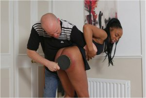 Spanked Cheeks - Irrational Girlfriend - image 1