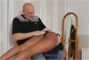 Spanked Cheeks - Irrational Girlfriend - image 14