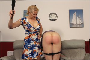 Spanked Cheeks - A Moment Of Madness - image 9