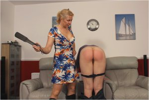 Spanked Cheeks - A Moment Of Madness - image 12