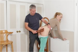 Spanked Cheeks - Jealous Behaviour - image 5