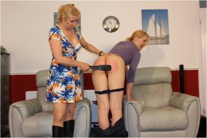 Spanked Cheeks - A Moment Of Madness - image 16