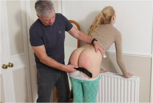 Spanked Cheeks - Jealous Behaviour - image 2