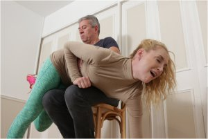 Spanked Cheeks - Jealous Behaviour - image 6