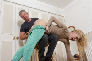Spanked Cheeks - Jealous Behaviour - image 7