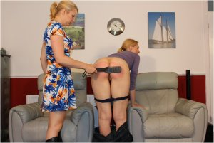 Spanked Cheeks - A Moment Of Madness - image 17