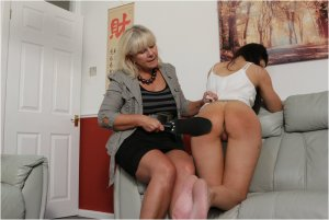 Spanked Cheeks - Unreliable Model - image 1