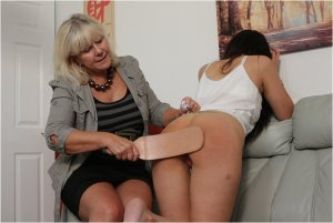 Spanked Cheeks - Unreliable Model - image 7