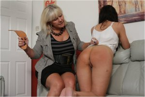 Spanked Cheeks - Unreliable Model - image 5