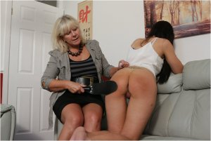 Spanked Cheeks - Unreliable Model - image 2
